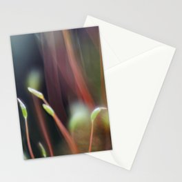 Macro-painting Stationery Cards