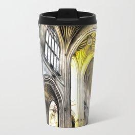 Bath Abbey Art Travel Mug