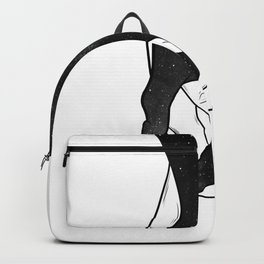 The love will stay. Backpack