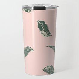 Banana leaf Travel Mug