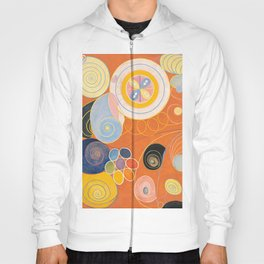 The Ten Largest, Group IV, No.4 by Hilma af Klint Hoody