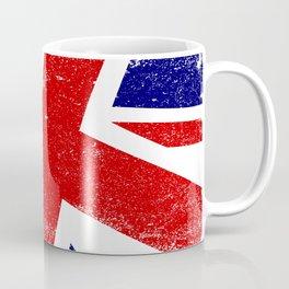 Union Jack Close Up Coffee Mug