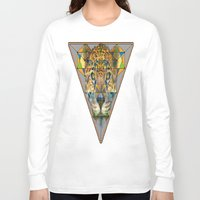 jaguar Long Sleeve T-shirts featuring jaguar by David Stone