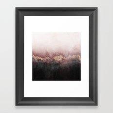 Pink Sky Framed Art Print