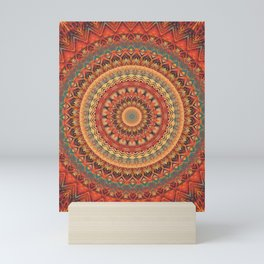 Mandala 392 Mini Art Print