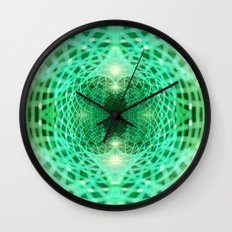 Geometry Dreams : Eternity Wall Clock