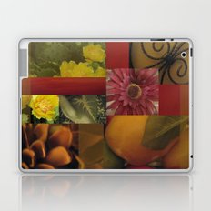 Flowers & Fruit Laptop & iPad Skin
