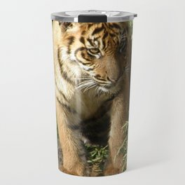 Young Tiger Travel Mug