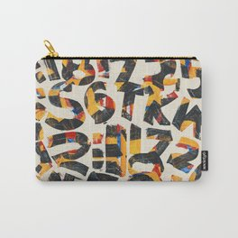 Pattern Number 24 Carry-All Pouch