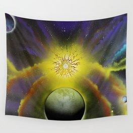 Starfire Galaxy Wall Tapestry