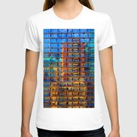 buildings T-shirts featuring Buildings in Buildings by davehare