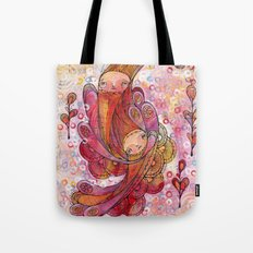 old friends are gold Tote Bag
