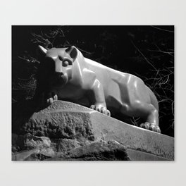Penn State Nittany Lion Shrine Canvas Print