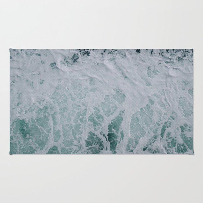Wonderful Waves Rug