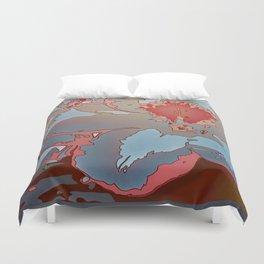 Azalea 1 Duvet Cover