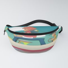 ponyo the sailor Fanny Pack