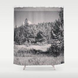 Waha, Idaho Shower Curtain