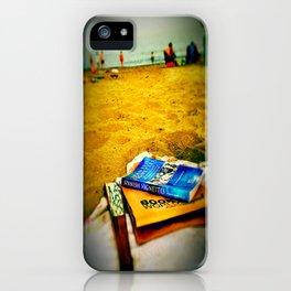 Spanish Vignettes iPhone Case