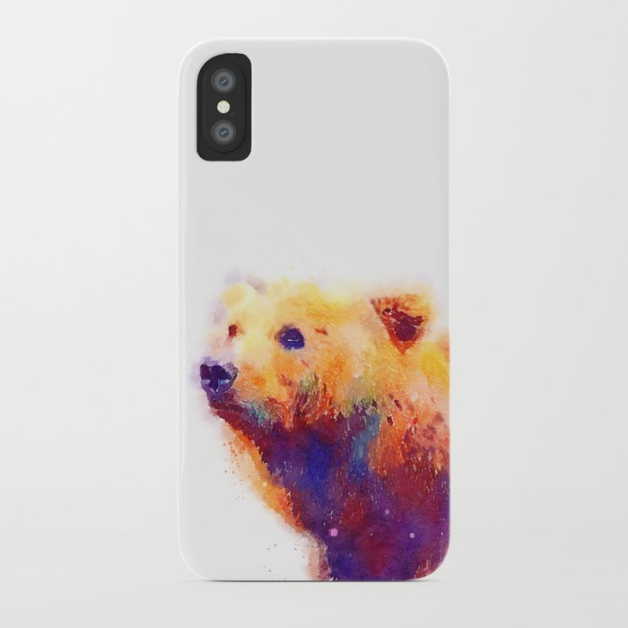 The Protective - Bear iPhone Case