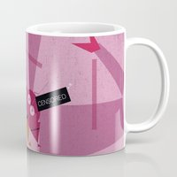 erotic Mugs featuring Erotic mug by Girolamo Giannatempo