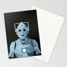 Nightmare in Silver (Cyberman) Stationery Cards