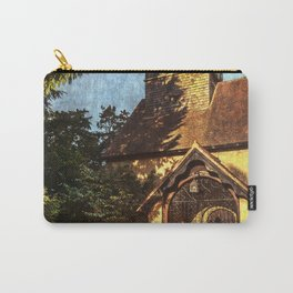 St Laurence Church Tidmarsh Carry-All Pouch