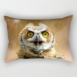 King of space Rectangular Pillow