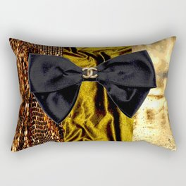 COCO GLAMOUR AND VINTAGE : BOW Rectangular Pillow