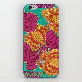 Summer Blooms iPhone Skin
