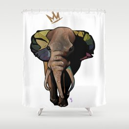 Stand Up and Stand Out Shower Curtain