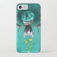 health iPhone & iPod Cases featuring Mental Health Cuts by LittleMissMachete