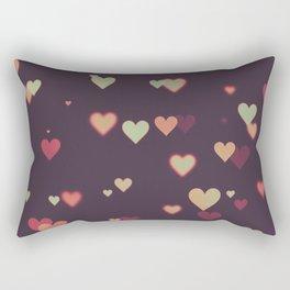 Bokehs V Rectangular Pillow