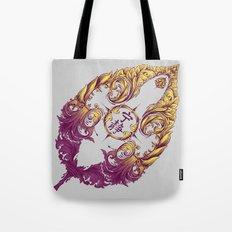 Serenity Victoriana Tote Bag