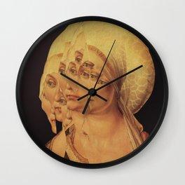 Another Portrait Disaster · mit Albrecht Wall Clock