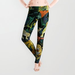 The Leopard & The Fox When Beauty & Brains Is All You Got Leggings