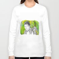 daryl dixon Long Sleeve T-shirts featuring daryl dixon by billykaplan