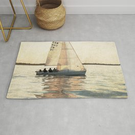 Sailing Rug