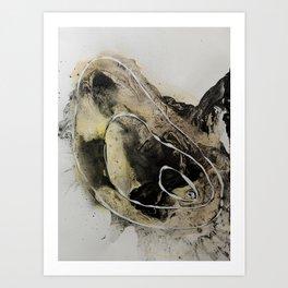 Oyster #2 Art Print