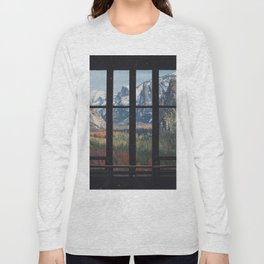 Yosemite Window Long Sleeve T-shirt