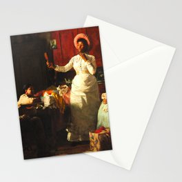 Their Pride - Thomas Hovenden Stationery Cards