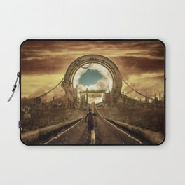 The Gate Laptop Sleeve