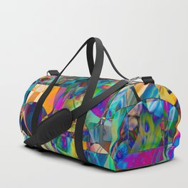 Quilted Memories Duffle Bag