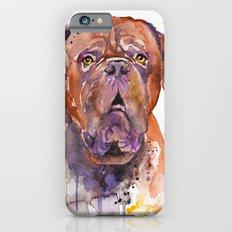 French Mastiff Slim Case iPhone 6s