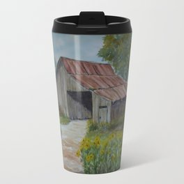The Old Barn WC20150713a Travel Mug