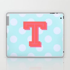 T is for Terrific Laptop & iPad Skin