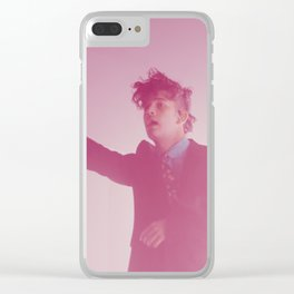 Matty Healy (The1975) Clear iPhone Case