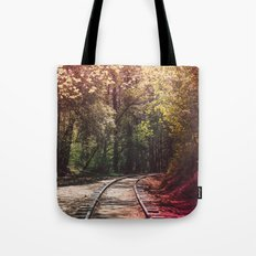 Great Adventures Ahead Tote Bag