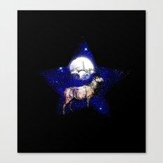 starbuck Canvas Print