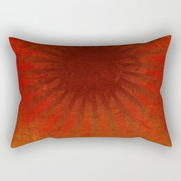 Dark Sun Rectangular Pillow