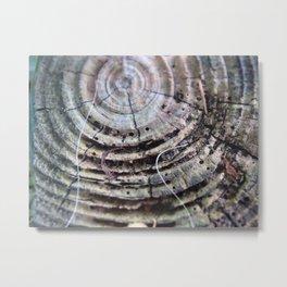 Rings of Time Metal Print